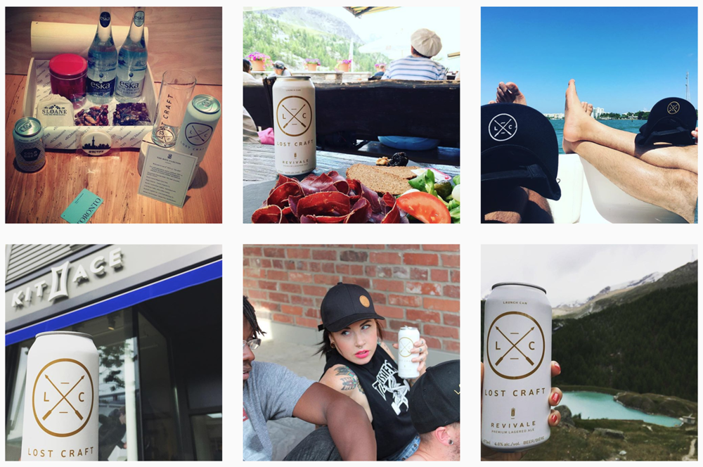 How We Grew Lost Craft's Instagram By 10K Followers In One Summer