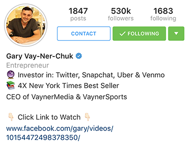 5 Accounts That'll Inspire Your Instagram Stories Gary Vaynerchuk