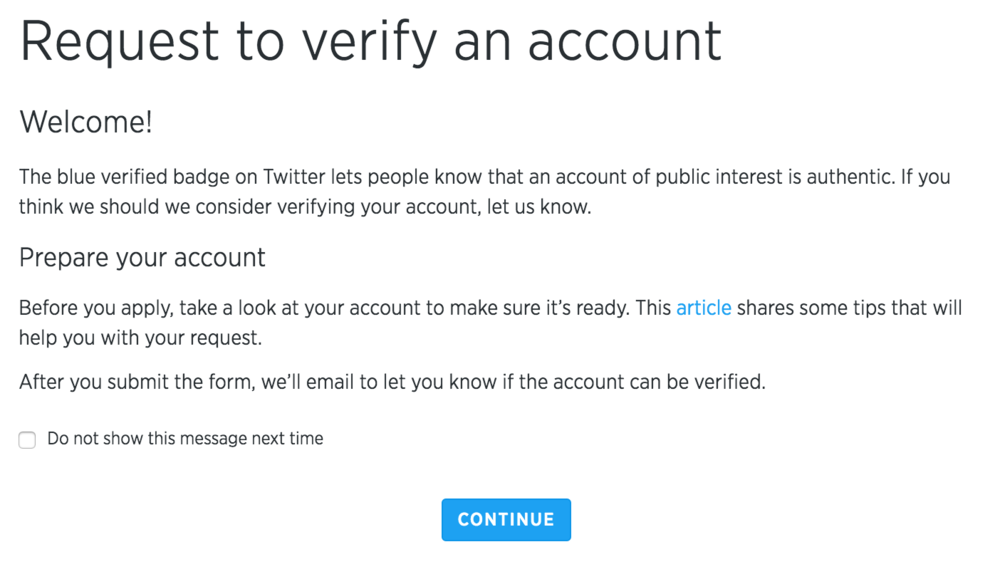 twitter+verification