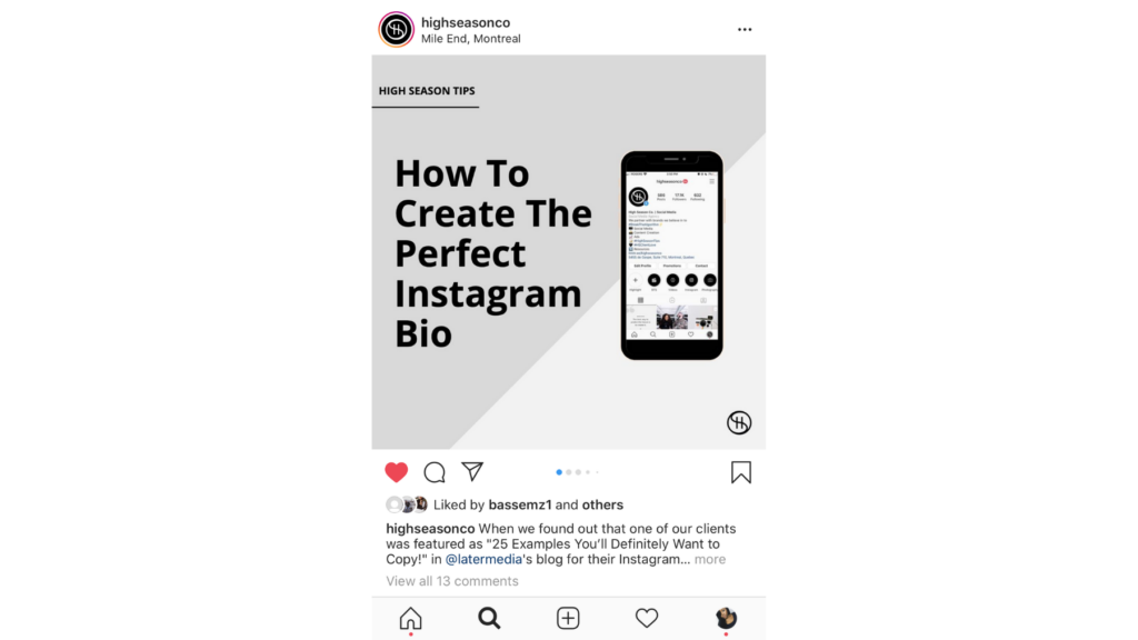 How-to-get-on-instagram-explore-page-carousel