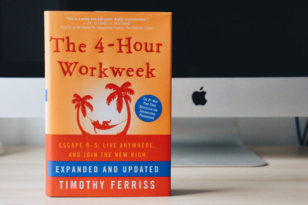 4-Hour Work Week, Expanded and Updated: Expanded and Updated, With Over 100 New Pages of Cutting-Edge Content by Tim Ferriss
